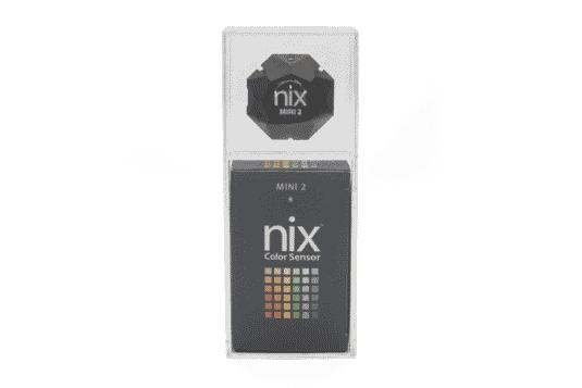 Nix mini 2 packaging