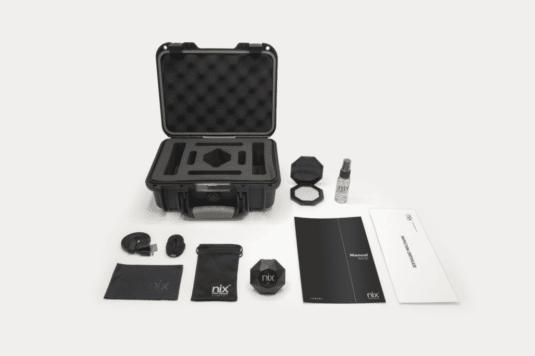 Nix QC Color Sensor - what's included