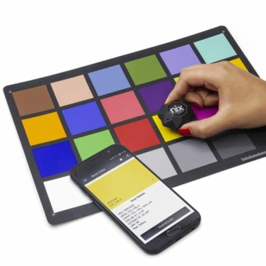 Scanning Color Checker