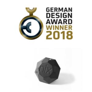The Nix Mini won the German Design Award