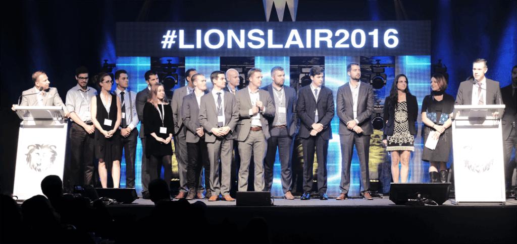 Lion's Lair 2016 finalists