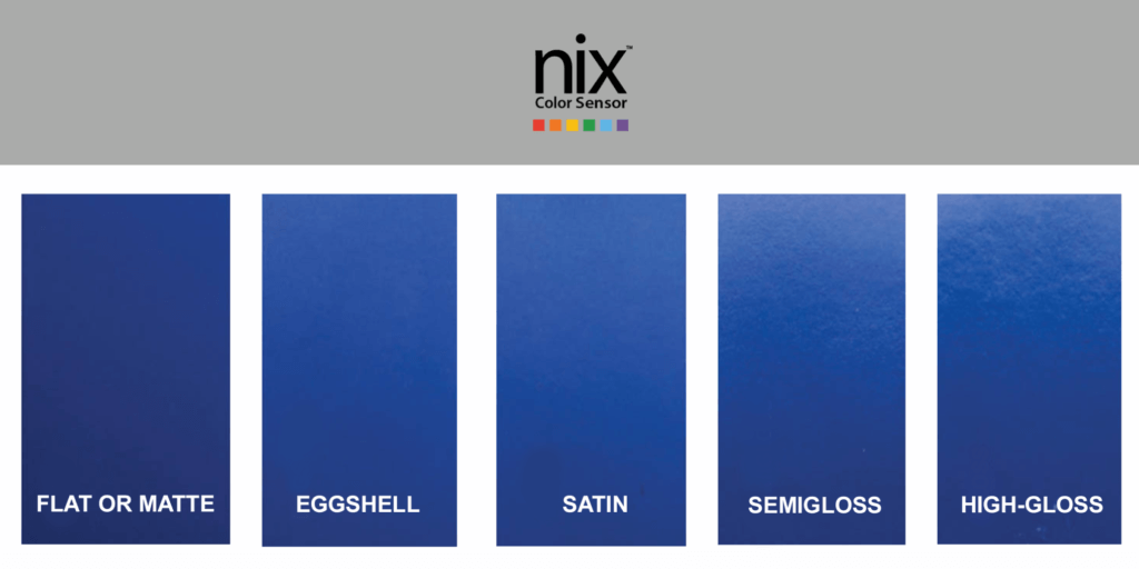 Right Paint Finish Nix Sensor Ltd