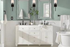 The Best Paint Finish For Bathrooms Nix Sensor Ltd