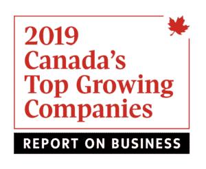 2019 Canada's top growing companies