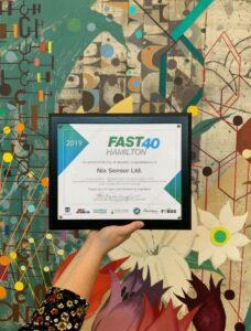Fast 40 plaque