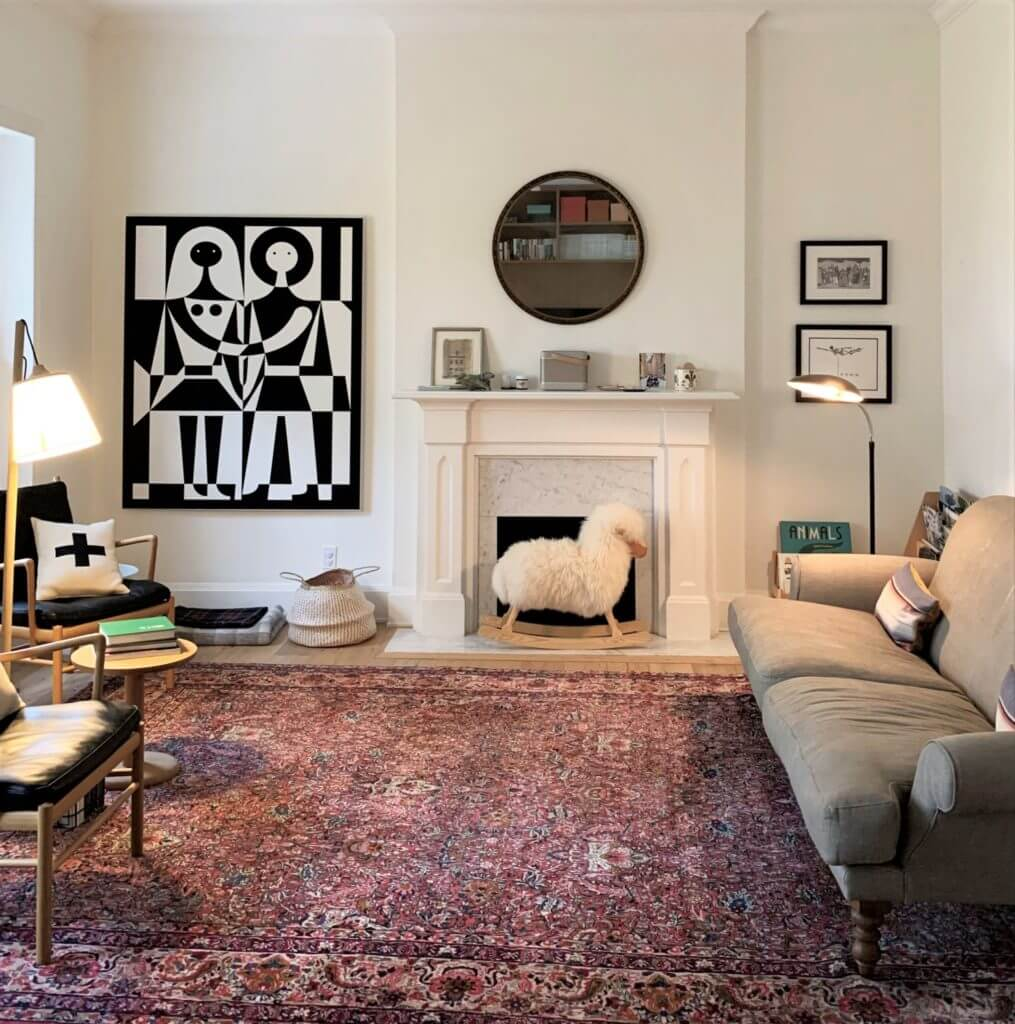 Painting your home: finding the right shade of white