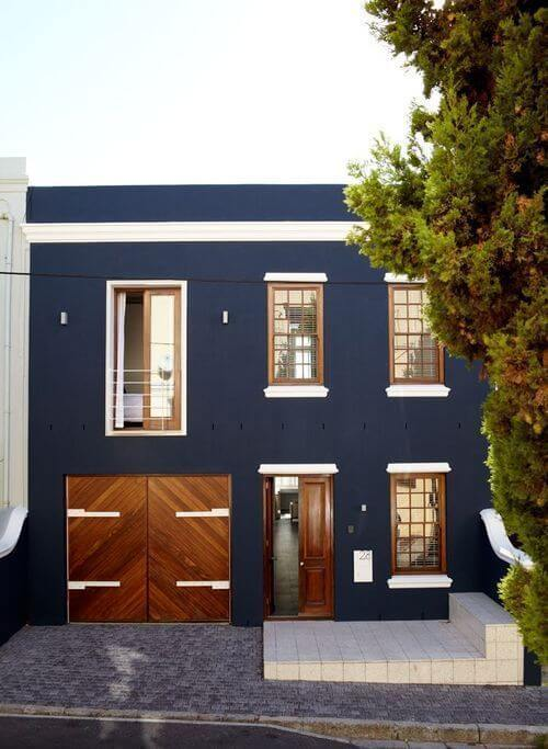 Home reno inspiration - full painted exterior