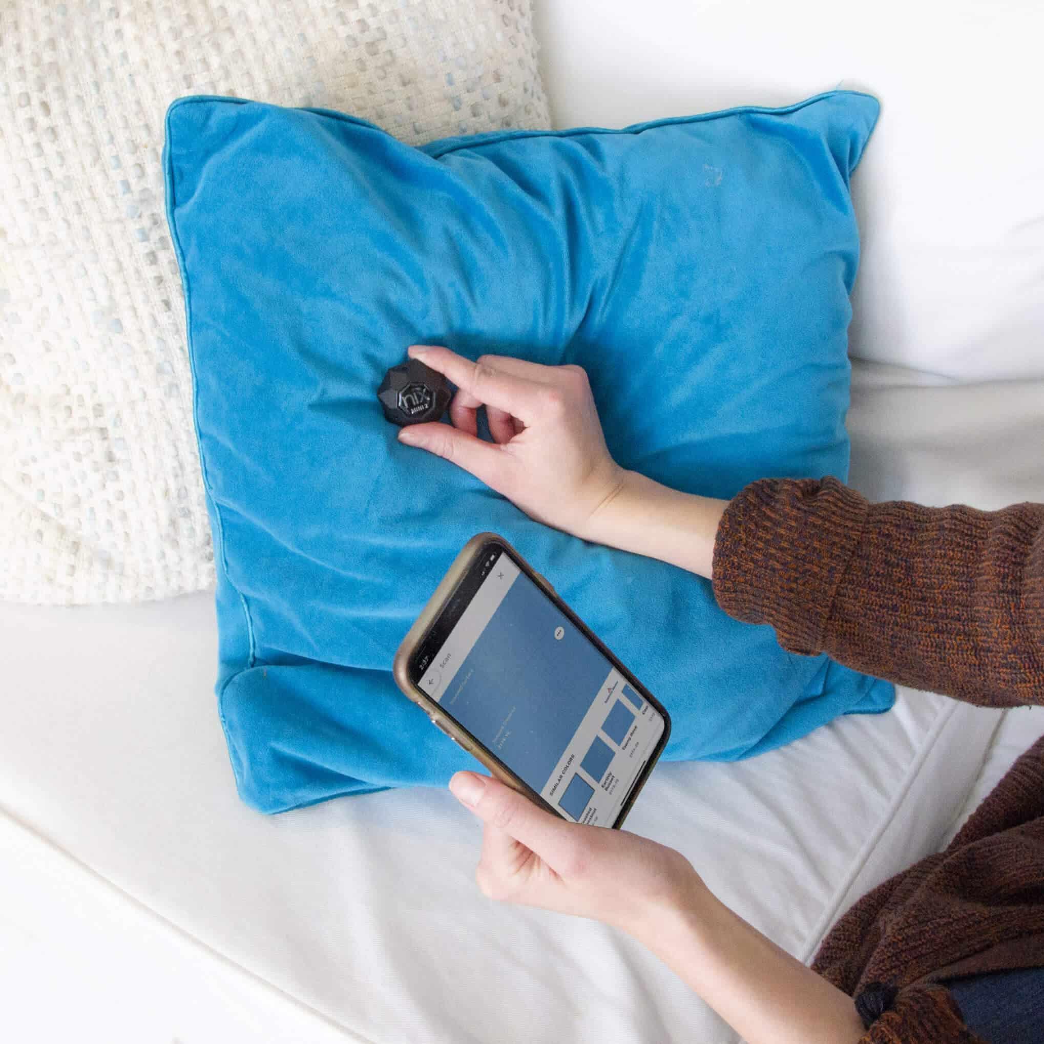 nix mini 2 color sensor the perfect