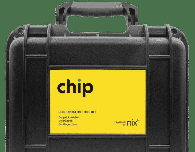 Chip app on Nix case