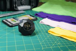 Nix QC Color Sensor work station